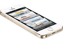 Смартфон Apple iPhone 5s 16Gb Gold Stock A-, фото 2