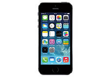 Смартфон Apple iPhone 5s 16Gb Gray Stock B, фото 2