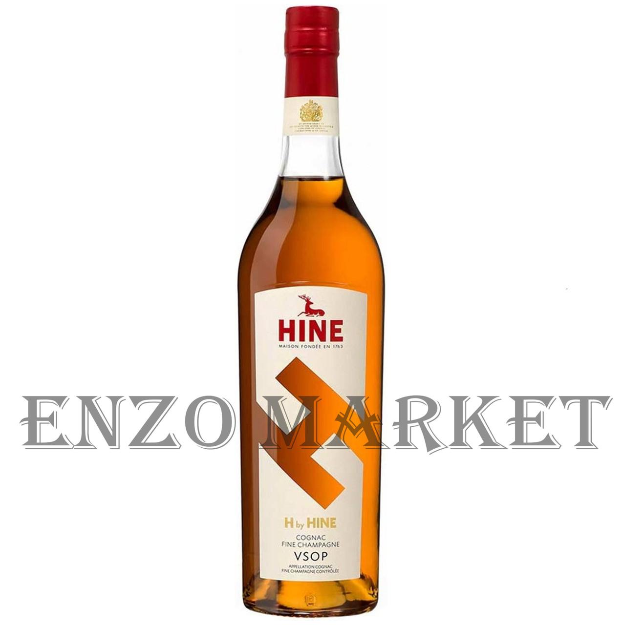 Коньяк Hine by Hine VSOP (Хайн бай Хайн ВСОП) 40%, 1 литр