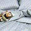 Постельное белье сатин жаккард Tiare (2006) евро 240х260 см, фото 3
