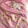 Постельное белье ранфорс Viluta (17175) двухспальный 220х200 см, фото 6