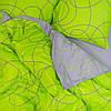 Постельное белье ранфорс Viluta (17106) двухспальный 220х200 см, фото 5