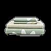 Постельное белье ранфорс Viluta (19023) двухспальный 220х200 см, фото 4