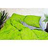 Постельное белье ранфорс Viluta (17106) двуспальный - евро 240х220 см, фото 4