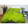 Постельное белье ранфорс Viluta (17106) двуспальный - евро 240х220 см, фото 5