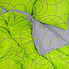 Постельное белье ранфорс Viluta (17106) двуспальный - евро 240х220 см, фото 6