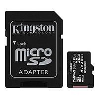 Карта пам'яті Kingston microSD 32 GB (К-32)