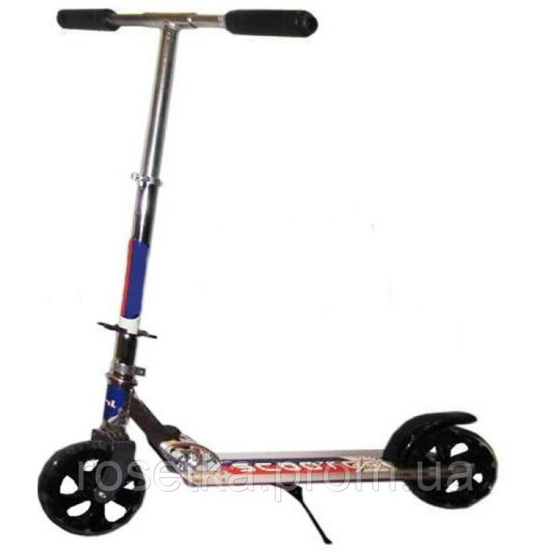 Самокат для взрослых двухколесный Scooter DG-109