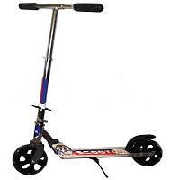 Самокат для взрослых двухколесный Scooter DG-109, фото 1