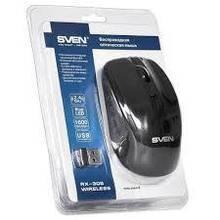 Мышь Sven RX-305 Wireless Black