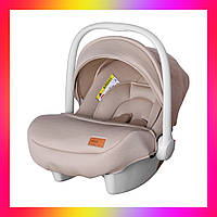 Детское автокресло для новорожденных (автолюлька) группа 0+ (0-13 кг) Carrello Mini CRL-11801
