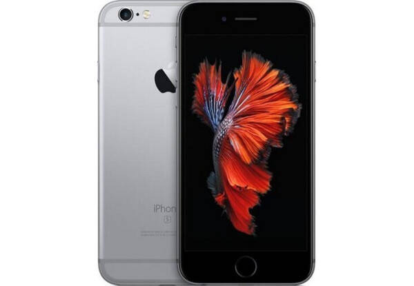 Смартфон Apple iPhone 6S 16GB Space Gray Stock A-, фото 2