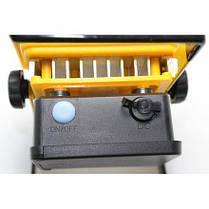 Прожектор переносной ручной Bailong BL-204 с аккумулятором, фото 2
