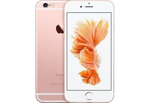 Смартфон Apple iPhone 6S 64GB Rose Gold Stock A-
