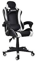 Кресло геймерское Bonro B-2013-2 белое