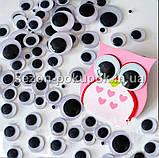 (10грамм, Ø6мм) Подвижные глазки для игрушек Ø6мм (370-390 глазок) (сп7нг-4192), фото 4