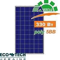 Amerisolar AS-6P 330 W поликристаллическая солнечная панель (батарея, фотоэлектрический модуль)