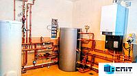 Монтаж систем отопления промышленных объектов