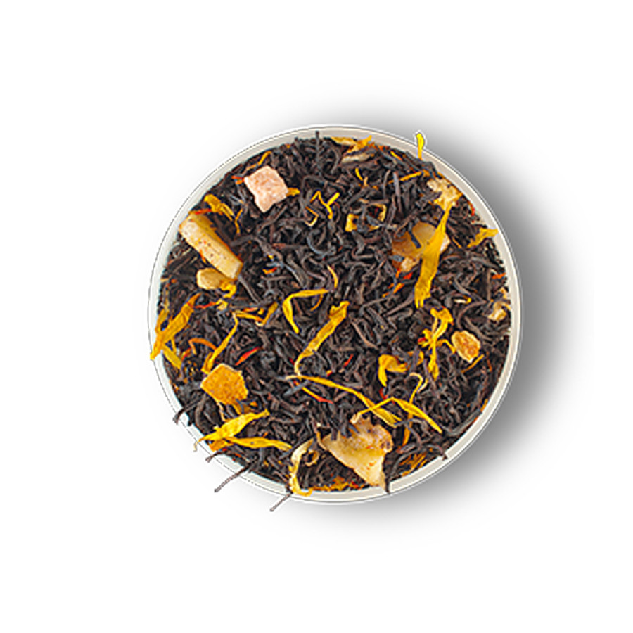 Чай рассыпной Чайные шедевры Наглый фрукт 100 г