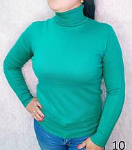 Модний жіночий гольф,розмір універсальний 50-54.