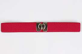 Ремінь дитячий гумка P8 Top Gal рожевий кольори в асортименті
