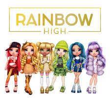 Rainbow High Poopsie MGA