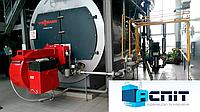 Монтаж / поставка настенных и напольных паровых и водогрейных котлов мощностью от 100кВт