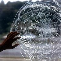 Противоударная защитная плёнка для бронирования стекол Armolan Safety 8 mil 200 мкм ширина 1,524