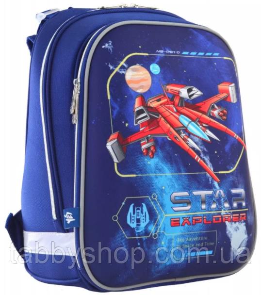 Рюкзак каркасный ортопедический YES H-12 Star Explorer