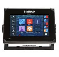 Компактный и многофункциональный Эхолот-Картплоттер SIMRAD GO7 XSR