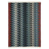 IKEA RESENSTAD Ковер безворсовый, разноцветный, ручной работы (004.705.19), фото 1