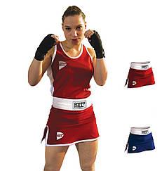 Комплект женской формы для бокса Green Hill Champion Ladies