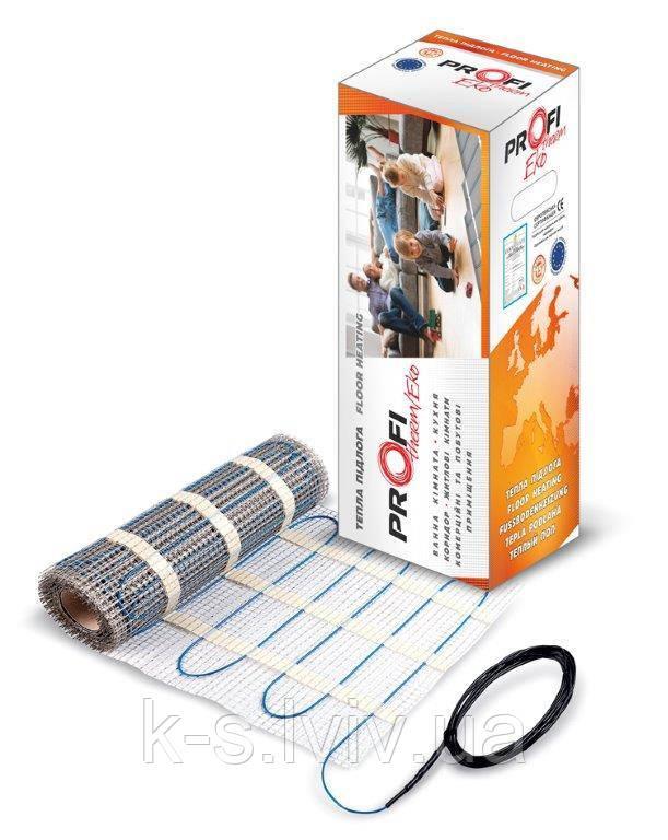 Двожильний нагрівальний мат PROFI THERM Eko mat 150 Вт 1,0 м2