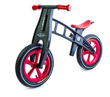 Велобег Balance Trike. Red, фото 2
