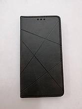 Чехол-книжка Samsung А01/М01 Business Leather Black