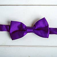 Фиолетовая галстук-бабочка (арт. GB-13)
