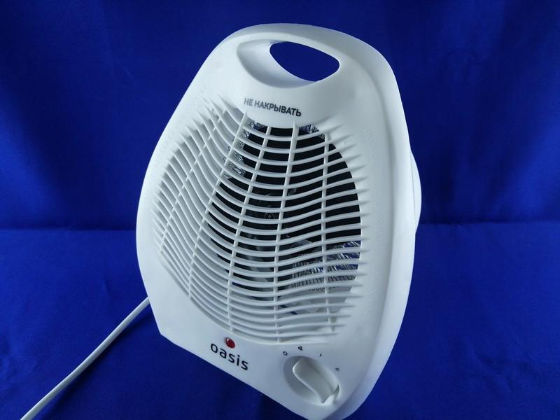 Тепловой вентилятор «Oasis» SD-20R (Дуйчик)