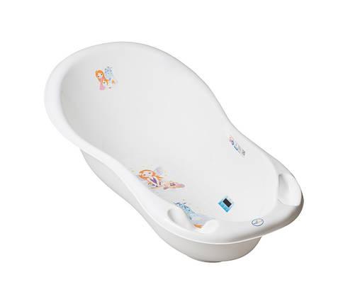 Ванночка большая 102 см Принцесы Tega Baby Белый, фото 2