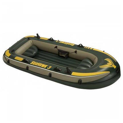 Лодка Intex 68349 Seahawk 3, фото 2