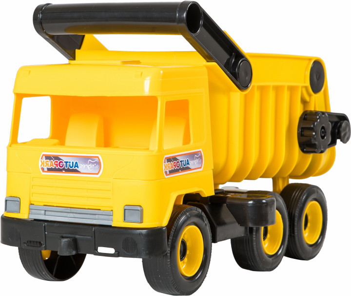 Самосвал Tigres Middle truck Желтый (39490)