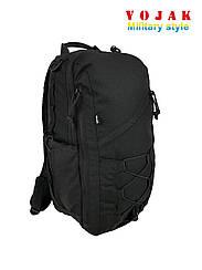 Рюкзак городской скрытого ношения М23 Tot-2 (Black)