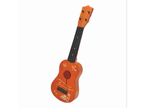 Гитара JT 130 А 3  струнная, в кульке, 54-18см, фото 2