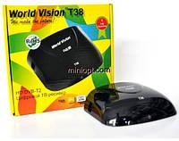 Цифровой эфирный DVB-T2 приемник World Vision T38