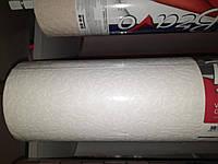 Виниловые обои на бумажной основе 0,53*15,05 потолок белый