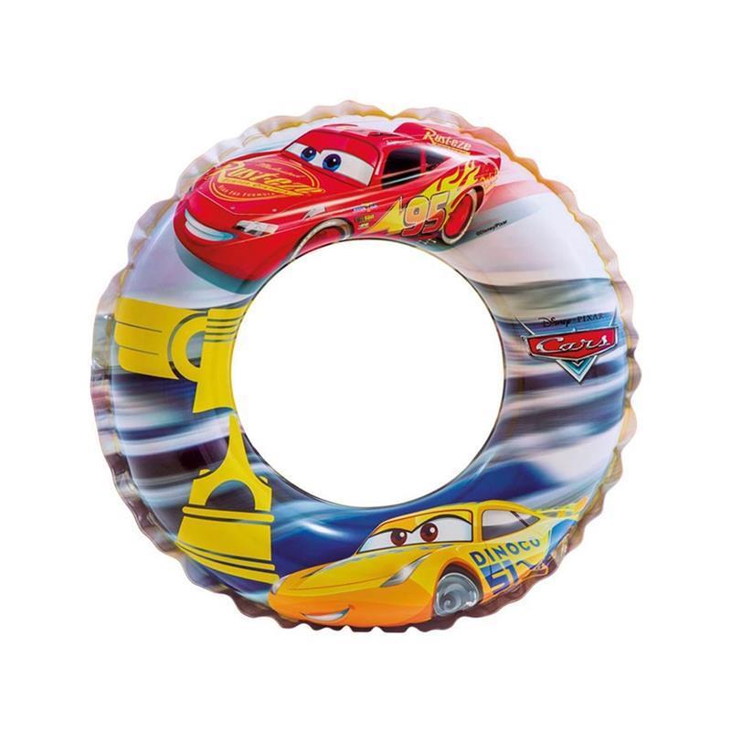"""Надувной круг """"Тачки"""" Intex 58260 (51 см.)"""