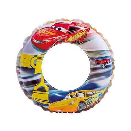 """Надувной круг """"Тачки"""" Intex 58260 (51 см.), фото 2"""