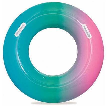 Надувной круг-тюбинг Bestway 36126-1 Rainbow, фото 2