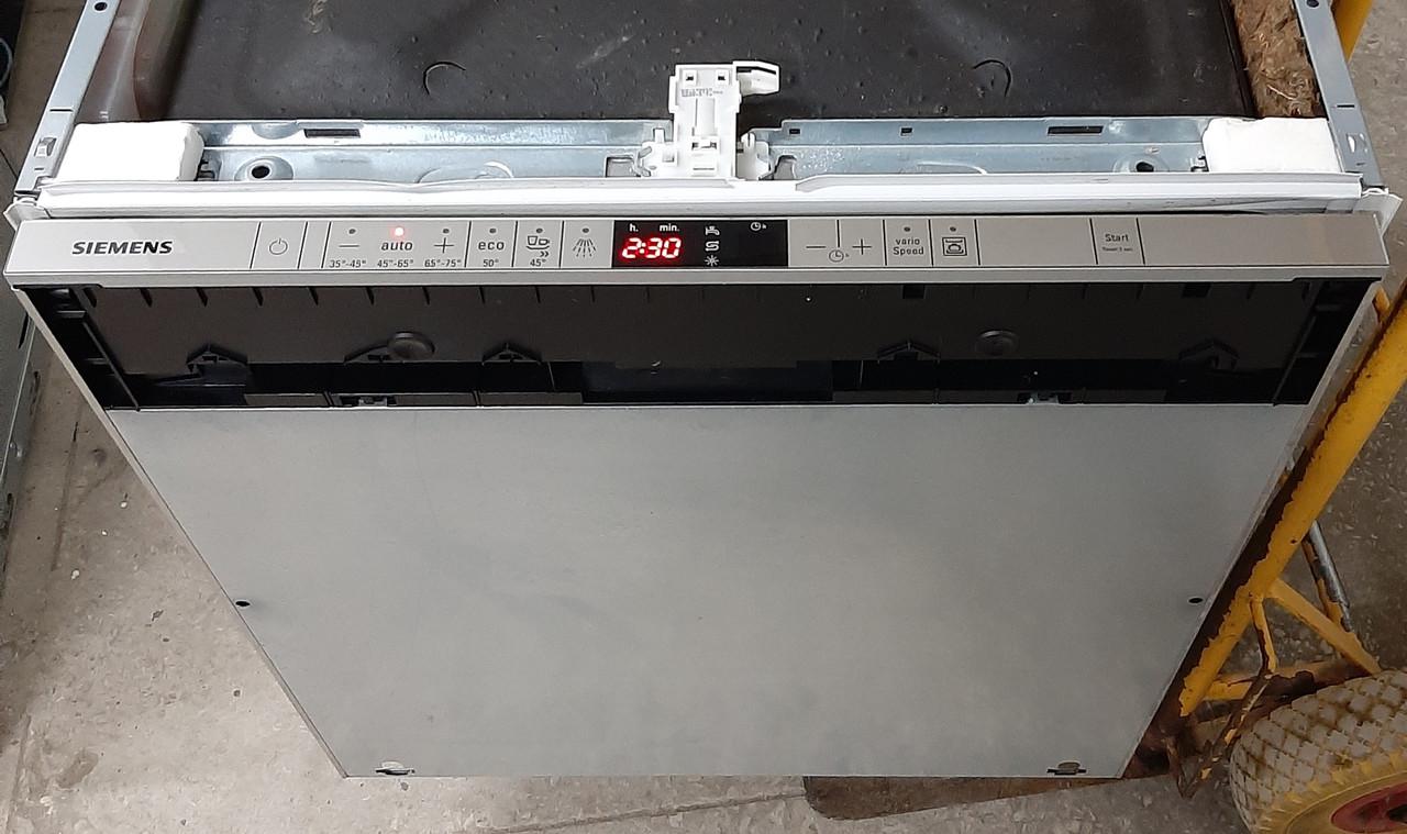 Встраиваемая посудомоечная машина 60см Сименс Siemens SN66T050EU