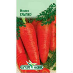 Семена моркови Кампино 2 г