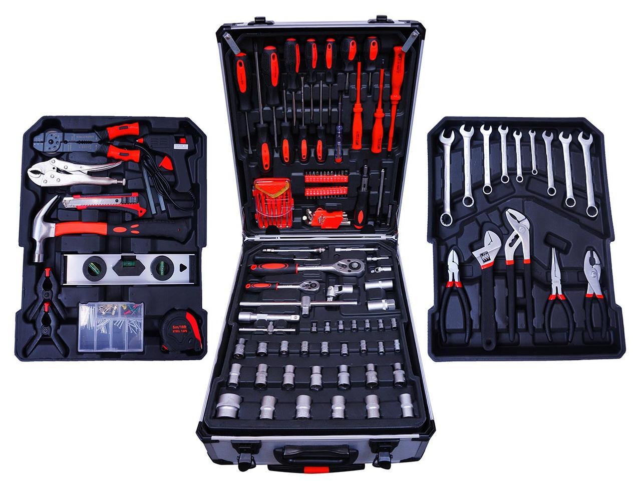 Набор инструментов TOOL BOX  187 элементов